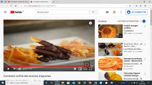 Cuisiner avec des épluchures : des bonbons aux pelures d'oranges dans 2- Coucou du personnel du Logis orange-300x168