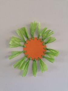 Cela ressemble à un soleil ? Qu'est-ce que vous en pensez ?